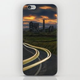 Remians Of The Past iPhone Skin
