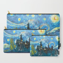 Night Castle Carry-All Pouch