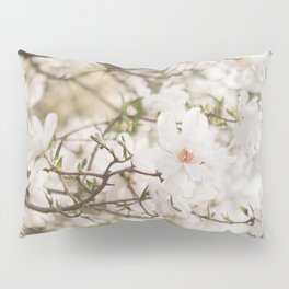The Magnolia Tree Pillow Sham