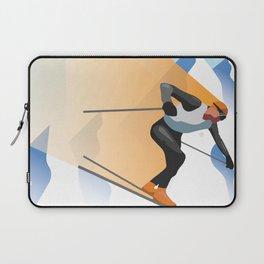 SKIING Laptop Sleeve