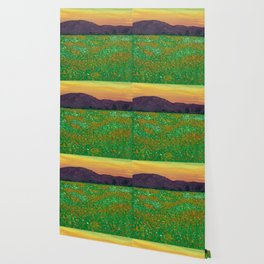 Temecula, California Spring Field of Poppies Wallpaper