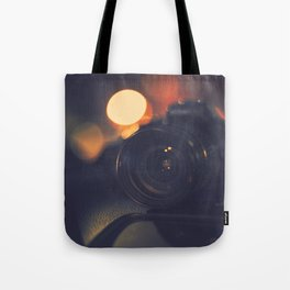 Where beauty is born Tote Bag