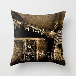 Sword of Truth 02-02 Throw Pillow