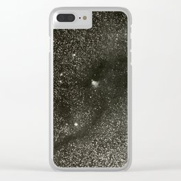 The Adolfo Stahl lectures in astronomy (1919) - Vacant Lanes and Nebula in Taurus Clear iPhone Case