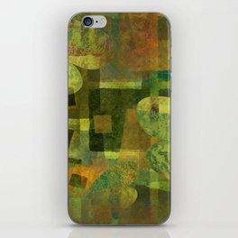 Dorado Verdiso and Butterfly iPhone Skin