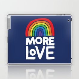 more love Laptop & iPad Skin