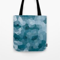 gem Tote Bags featuring gem by annmariep