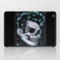 smiths iPad Cases featuring Valuable Time,  Morressey, The Smiths by Paul Brogden