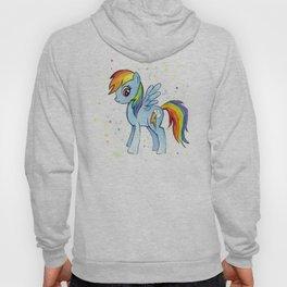 Rainbow Pony Hoody
