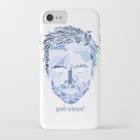 jesse pinkman iPhone & iPod Cases featuring Crystallized Morality - Jesse Pinkman by Tyler Schmidt