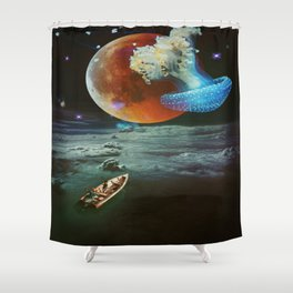 Go Back To The Ancestry Shower Curtain