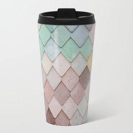 Pastel Tiles Travel Mug