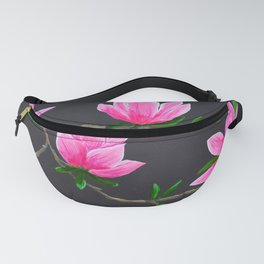 Pink Magnolia  Fanny Pack