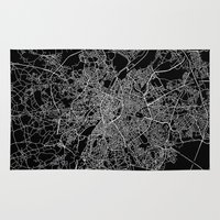 brussels Area & Throw Rugs featuring Brussels by Line Line Lines