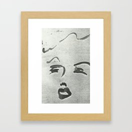 Glam 2 Framed Art Print