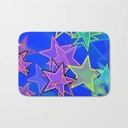 Stars Forever Bath Mat