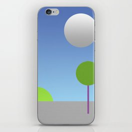 New moons iPhone Skin