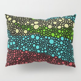 River Pebbles Pillow Sham