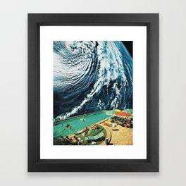 VISIONS 1.0 Framed Art Print