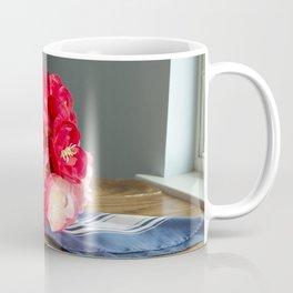 Flowers on the Table Coffee Mug
