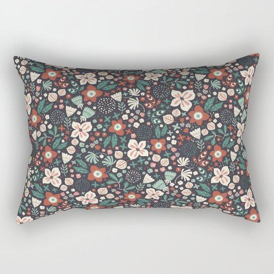 Magical Garden Rectangular Pillow