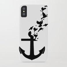 Anchor iPhone X Slim Case