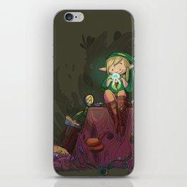 Link! iPhone Skin