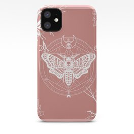 Witch Craft Autumn iPhone Case