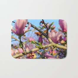 Bright Blooms Bath Mat
