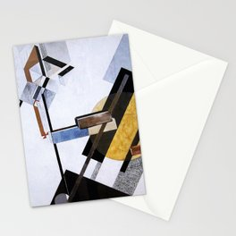 Proun 19d - El Lissitzky Stationery Cards