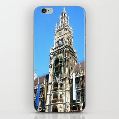 Glockenspiel of Munich. iPhone & iPod Skin