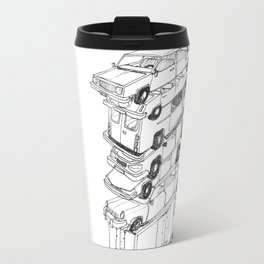 not much longer Travel Mug