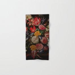 Vintage & Shabby Chic - Dutch Midnight Garden I Hand & Bath Towel