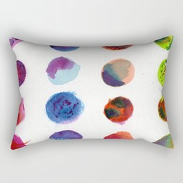 Dot Com Rectangular Pillow