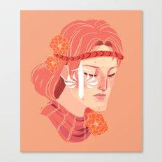 Aveline Canvas Print