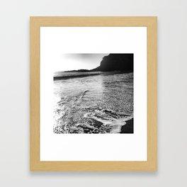 TreyBay B&W Framed Art Print