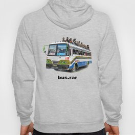 bus dot rar Hoody