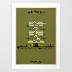 Joy Division Art Print