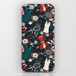 Tennis Style iPhone Skin