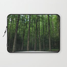Breakfast View, Smoky Mountain Tennessee Laptop Sleeve