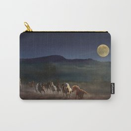 Moonlight Run Carry-All Pouch