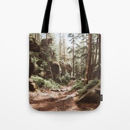 Wild summer - Landscape and Nature Photography Tote Bag