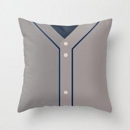 Baseball - Seattle Mariners Throw Pillow