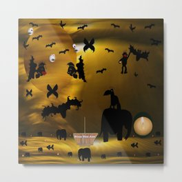 Noak The Ark Metal Print