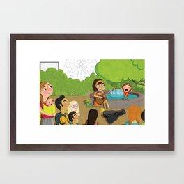 Small - Sing Big Framed Art Print