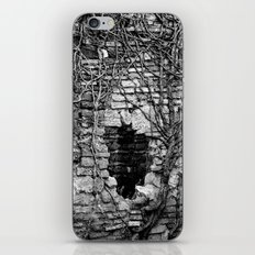 Heart of darkness iPhone & iPod Skin