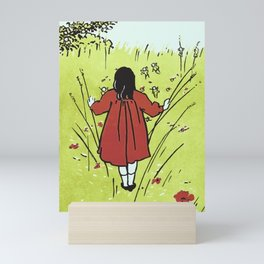 You Can Open The Hidden Doors Mini Art Print