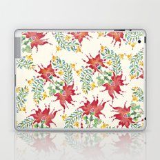 Dragon Flower Watercolor Laptop & iPad Skin