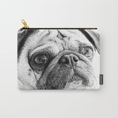 Cute Pug Art By Annie Zeno Carry-All Pouch