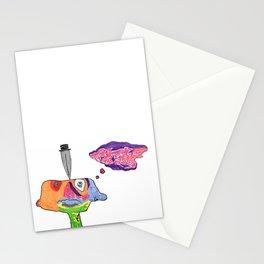 Knife Stationery Cards